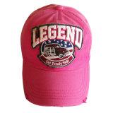 Бейсбольная кепка помытая способом с славным цветом Gjwd1709