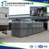 завод водоочистки нечистоты стационара 150m3/Day с обеззараживанием