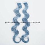 Лента объемной волны Remy полных надкожиц русская в выдвижениях человеческих волос