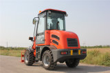 세륨 Approved Everun Brand 유럽 Market를 위한 0.8 Ton Small Front Loader Without Cabin