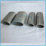 Pipe ovale d'acier inoxydable pour la rambarde