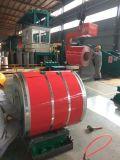 Il rivestimento 20mic/7mic PPGI di colore Z40 ha preverniciato la bobina d'acciaio galvanizzata