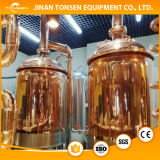 Electric / Steam / Direct Flame Heating 5bbl Red Copper Brewery Equipment