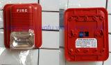 Herkömmliche audio-visuelle Warnung 12V, Feuersignal-Röhrenblitz-Lichter