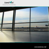 Цена фабрики Landvac относящим к окружающей среде энергосберегающий Низким-E изолированное вакуумом стеклянное