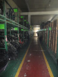 Câmara de ar interna butílica da motocicleta