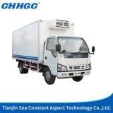 4 tonnes de camions réfrigérés à la viande de haute qualité Camions frigorifiques