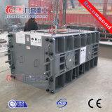 Energiesparende Erz-Zerkleinerungsmaschine für doppelte Rollen-Zerkleinerungsmaschine