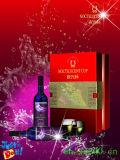 Wein-verpackenkasten-/Gift-Wein, der /Wine-Kasten verpackt