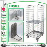 Логистическое Hand Trolley Cart для Warehouse Cargo Storage