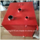 Puder-überzogener rotes Wasser-Speicher-Tanker