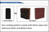 Barras de diodo laser de 808nm 600W importadas alemãs de alta qualidade com tecnologia Gold Welding