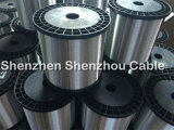 Cortador de alumínio revestido de cobre do cabo do CCA Ccaa do fio da liga do fio