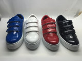 Nuevos zapatos de lona del estilo del color sólido (6100)