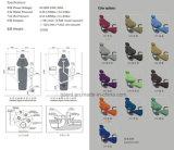 Конструкция способа Humanized типом с двигая & поднимаясь типом блоком тележки аппаратуры зубоврачебным (X5+Cart)