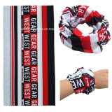 Soem Produce Customized Logo im FreienSports Multifunctional Tube Buff Printed Scarf