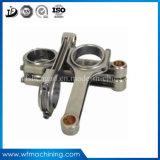 Soem maschinell bearbeitete Legierungs-Werkzeugstahl-Präzision CNC Fräsmaschine für Motorrad Teile