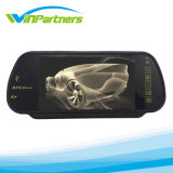 монитор зеркала Rearview 7inch с функцией USB/SD/MP5/Bluetooth