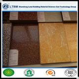 Tarjeta revestida ULTRAVIOLETA del cemento del aislante termal