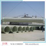 Высоким используемая давлением труба нечистоты трубы FRP трубы GRP Gre