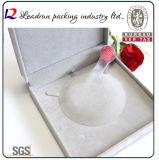 Rectángulo de regalo del embalaje de la joyería del rectángulo de almacenaje de la joyería del terciopelo de la manera (Ys31)