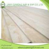 Peuplier ou Hardwood Core 12mm Commercial Plywoodfrom Linyi