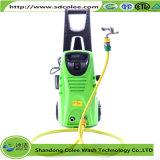 Máquina automática da limpeza do toalete para o uso da família