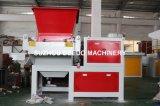 Trinciatrice delle singola o due aste cilindriche della macchina di schiacciamento di plastica