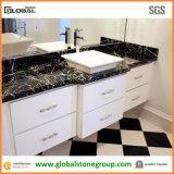 Черные, белые, бежевые, серые мраморный верхние части тщеты ванной комнаты & встречные верхние части