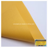 Do poliéster do escurecimento da proteção solar do escurecimento cortinas 100% de rolo manuais
