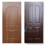 싼 가격 MDF/HDF 멜라민 또는 자연적인 베니어에 의하여 입히는 주조된 문