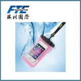 Droge Zakken van de Telefoon van pvc van Hotest Ipx8 de Waterdichte Mobiele