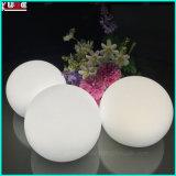 LED 마술 수영풀 계란 공을 바꾸는 색깔