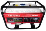 Generator van de Macht van de Benzine 6.5HP 2.5kVA van Topford de Hand voor het Gebruik van het Huis