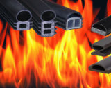 Junta de porta de fogo de extrusão especial