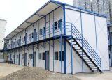 Casa prefabricada barata para los trabajadores/la casa del campo de trabajos forzados