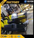 Zona di lavoro: pavimento del calcestruzzo di 700mm che frantuma e macchina di polacco sulla vendita!