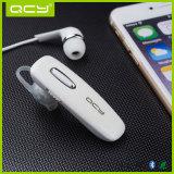 Mono Bluetooth Earbud OEM Eaphone sem fio de Handfree para o atendimento