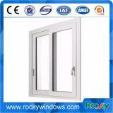 Het dubbel Verglaasde Openslaand raam van pvc