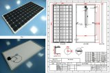 панель солнечных батарей PV Module 36V 290W 295W 300W Monocrystalline с Ce Approved