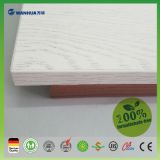 tarjeta de la melamina del gradiente E0 de 18m m para los muebles de encargo de gama alta