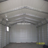 Prefab Metal Structure Construction Garage