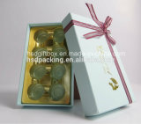 Caixa de papel do chocolate/caixa personalizada do chocolate