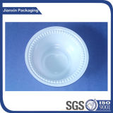 Hoge Capaciteit om Plastic Kom met Deksel