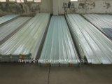 El material para techos acanalado del color de la fibra de vidrio del panel de FRP/del vidrio de fibra artesona W172054