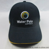 kennzeichnete niedriger Preis 100%Cotton den 6 Panel-Baseball Cap&Hat