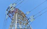 Cables de Opgw / cable de fibra para la transmisión al aire libre