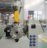 Doppeltes Rohr-Strangpresßling-Zeile/Plastikrohr, das Maschine herstellt