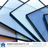 Hoja/vidrio reflexivo aislado para el vidrio decorativo del vidrio/edificio