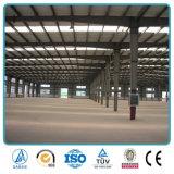 Longue construction de grange de bâti en acier de grande envergure de garantie